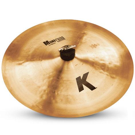 "Zildjian K0881 14"" K Mini China Cymbal K0881"
