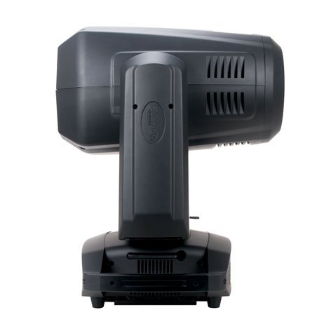 Elation Pro Lighting Artiste DaVinci 270w LED Moving Head Spot with Zoom & Color Mixing ARTISTE-DAVINCI