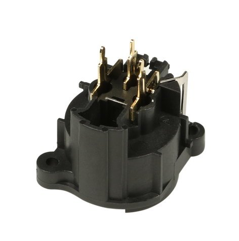 QSC CO-000204-GP  HPR122i Female XLR Connector (2-pack) CO-000204-GP