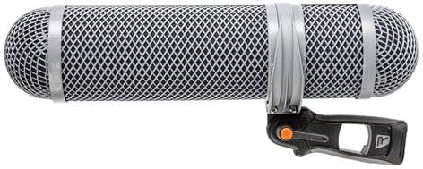 Rycote Super-Shield Kit, Medium Shotgun Microphone Windshield and Shock Mounting Kit 010321