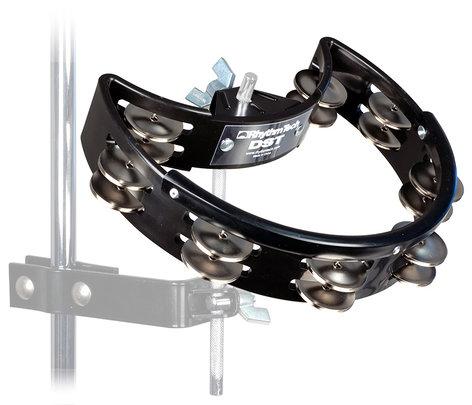 Rhythm Tech DST10-U Black Tambourine Drum Set DST10-U