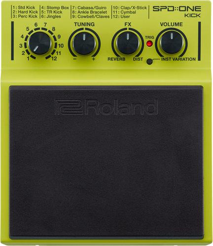 Roland SPD-1K SPD::ONE KICK Digital Percussion Pad SPD-1K