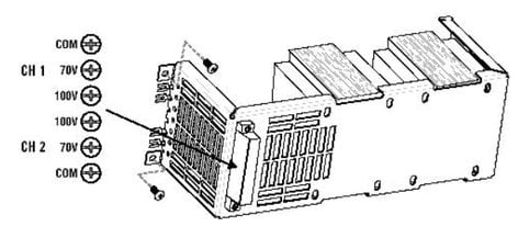 QSC IT-42 Output Isolation Transformer IT42