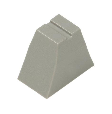 Ashly H35P12100 GQX Grey Slider Knob H35P12100