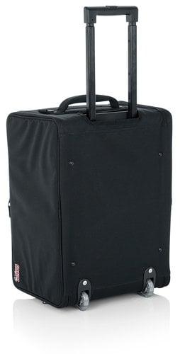 Gator Cases GR-RACKBAG-4UW 4RU Lightweight Rack Bag with Tow Handle and Wheels GR-RACKBAG-4UW