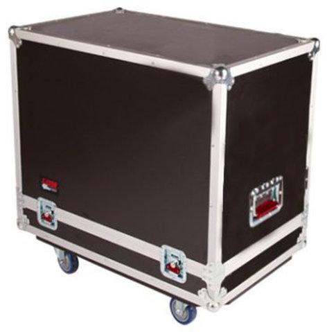 Gator Cases G-TOUR SPKR-2K10 Tour Case For Two QSC K10 Speakers G-TOUR-SPKR-2K10