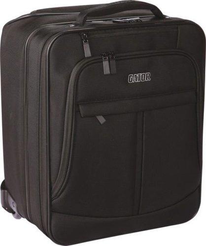 Gator GAV-LTOFFICE-W Laptop & Projector Bag with Wheels GAV-LTOFFICE-W