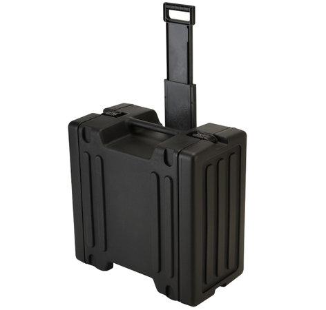 SKB Cases 1SKB-R6W Rolling Case, 6U with TSA Latches 1SKB-R6W