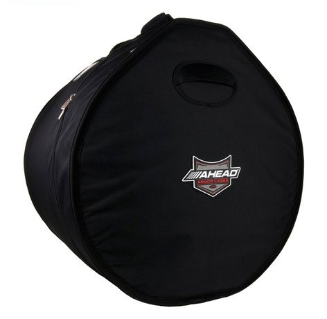 "Ahead AR2220  22"" x 20"" Bass Drum Case with Shark Gil Handles AR2220"