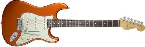 Fender STRAT-AMELITE-RS-DIS American Elite Stratocaster [DISPLAY MODEL] 22-Fret Electric Guitar with Rosewood Fingerboard STRAT-AMELITE-RS-DIS