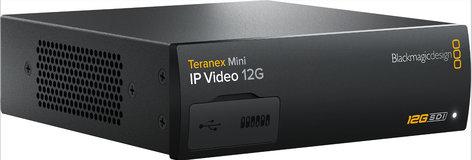 Blackmagic Design Teranex Mini - IP Video 12G Converter CONVNTRM/OB/IPV