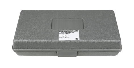 Shure 65A1797 Mic/Receiver Case for SM81-LC and P6R 65A1797