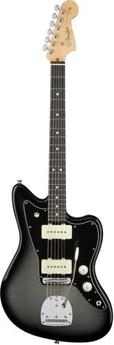 Fender American Professional Jazzmaster Limited Edition Electric Guitar, Silverburst Finish LTD-AMPRO-JAZZMASTER