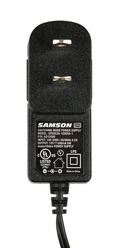 Samson SWZ0AD12500  SR466 AC Adaptor SWZ0AD12500