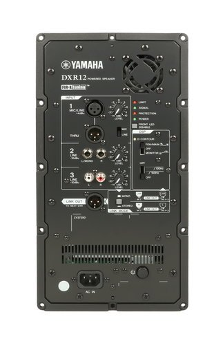 Yamaha WW985900  DXR12 Amp Assembly WW985900