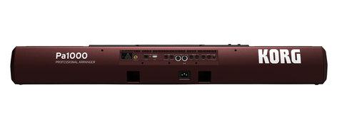 Korg Pa1000 61-Key Professional Arranger PA1000