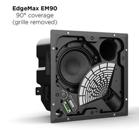 Bose EDGEMAX-EM90 EdgeMax EM90 90 Degree In-Ceiling Premium Loudspeaker EDGEMAX-EM90