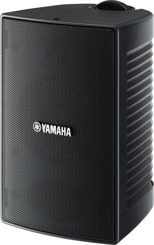 Yamaha VS4 Surface Mount Speakers, 30 Watt @ 8 Ohms, 70V, Pair, Black VS4-CA