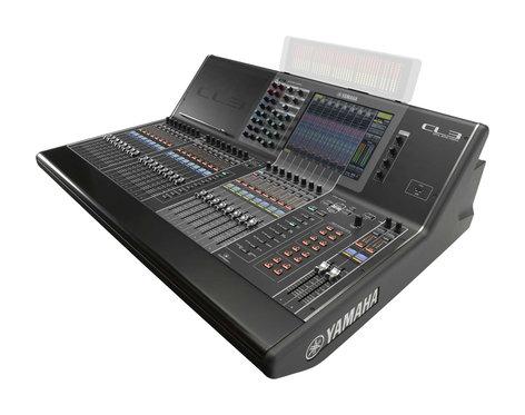 Yamaha CL3-BSTOCK MODEL 64 Mono + 8 Stereo Digital Mixer without Meter Bridge CL3-BSTOCK