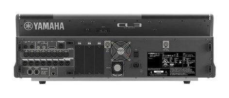 Yamaha CL3 [B-STOCK MODEL] 64 Mono + 8 Stereo Digital Mixer without Meter Bridge CL3-BSTOCK