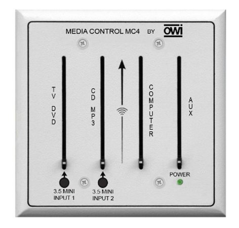 OWI Incorporated MC4 Four Channel Audio Mixer  MC4-OWI
