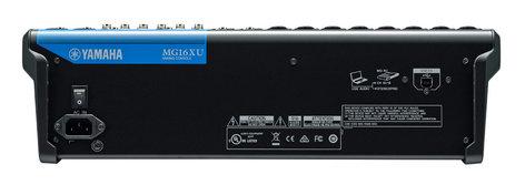 Yamaha MG16XU [C-STOCK MODEL] 16 Channel Mixer with Effects and USB MG16XU-CSTOCK