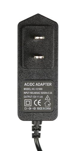Lightronics Inc. PWR12V1A AC Adaptor for IDP104 and IDW104 PWR12V1A