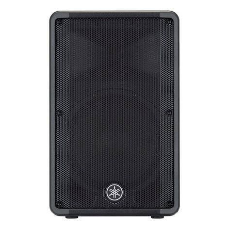 "Yamaha DBR12 [B-STOCK MODEL] 12"" 1000W Peak Portable Active Loudspeaker DBR12-BSTOCK"