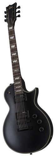 ESP Guitars LTD EC-256BLKS Electric Guitar, Black Satin LEC256BLKS