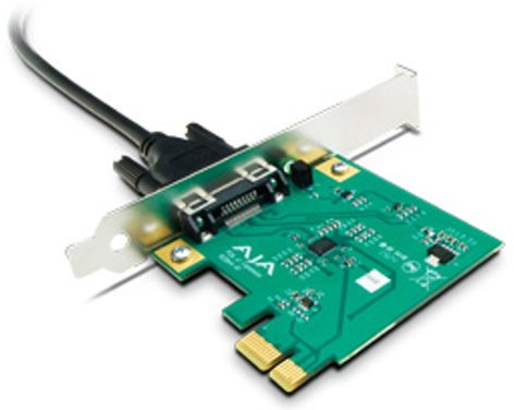 AJA Video Systems Inc IOCARD- X1 Interface Adapter Card for Io Express IOCARD-X1