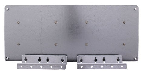 FSR, Inc PWB-450-DM4K  Mounting Bracket for Crestron DM-RMC-4K-SCALER-C PWB-450-DM4K