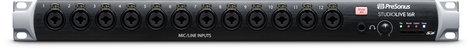PreSonus STUDIOLIVE-16R StudioLive 16R Rackmount Digital Mixer/Stagebox, 16-Channel STUDIOLIVE-16R