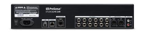 PreSonus StudioLive 24 24-Channel Rackmount Digital Mixer/Stagebox STUDIOLIVE-24R