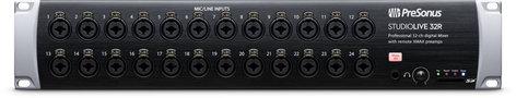 PreSonus STUDIOLIVE-32R StudioLive 32R Rackmount Digital Mixer/Stagebox, 32-Channel STUDIOLIVE-32R