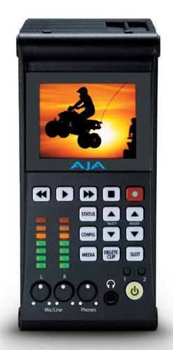 AJA Video Systems Inc Ki Pro Quad Solid State 4K Recorder KI-PRO-QUAD