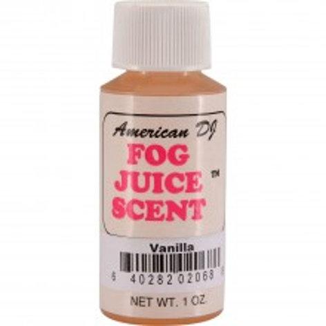 ADJ F-SCENTS/VANILLA F Scents/vanilla Fog Scent, 1 oz, Vanilla F-SCENTS/VANILLA