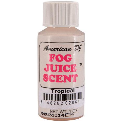 ADJ F-SCENTS/TROPICAL F Scents/tropical Fog Scent, 1 oz, Tropical F-SCENTS/TROPICAL