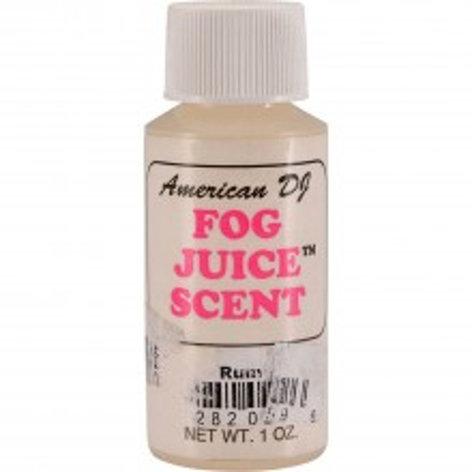 ADJ F-SCENTS/RUM Fog Scent, 1 oz, Rum F-SCENTS/RUM