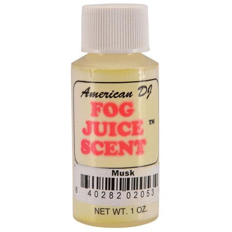 ADJ F-SCENTS/MUSK Fog Scent, 1 oz, Musk F-SCENTS/MUSK