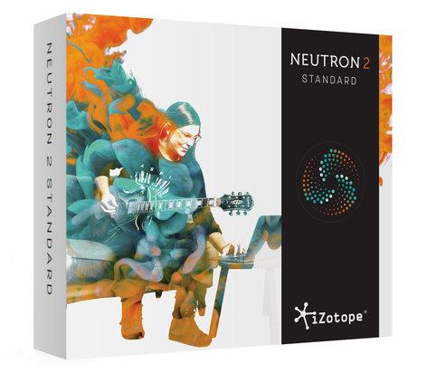 iZotope Neutron 2 [DOWNLOAD] Audio Mixing Software NEUTRON-2