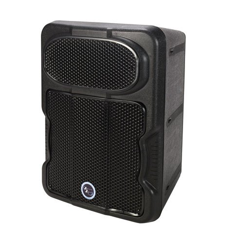 "Peavey QUADRA10-BLACK [RESTOCK ITEM] 10"" 2-Way Speaker (Black) QUADRA10-BLAC-RST-01"