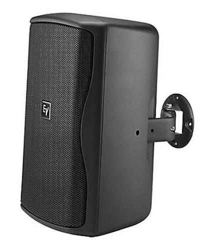 """Electro-Voice ZX1i 90 [RESTOCK ITEM] 8"""" Indoor/Outdoor Speaker in Black ZX1I-90-RST-05"""