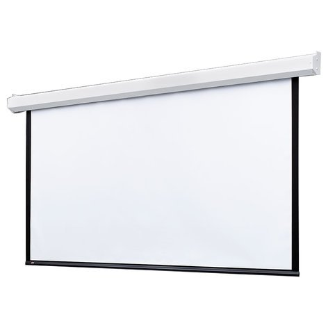 "Draper Shade and Screen 116371U  165"" Targa Projection Screen with LVC-IV Motor 116371U"