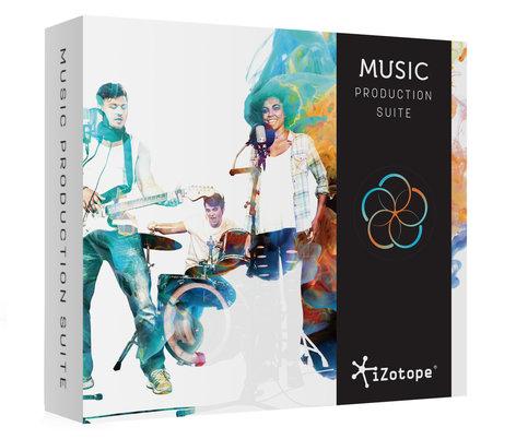 iZotope Music Production Suite Upgrade [DOWNLOAD] Upgrade from Music Production Bundle 1 MPS-UP-MPB