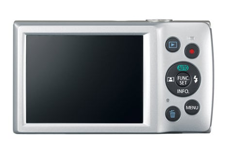 Canon POWERSHOT-ELPH180 PowerShot ELPH 180 Silver 20MP 8x Optical Zoom Point & Shoot Digital Camera in Silver POWERSHOT-ELPH180