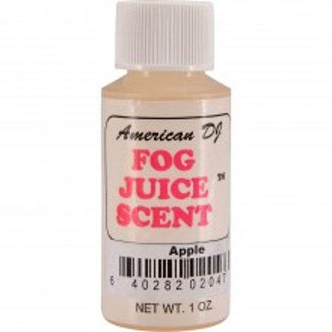 ADJ Apple Fog Scent 1 oz, F-SCENTS/APPLE