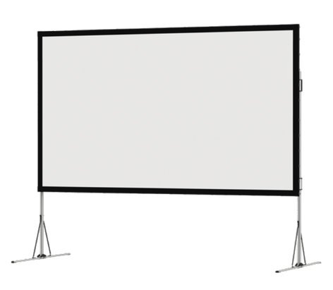 "Da-Lite NSCV120X192 Fast-Fold NXT Screen System 16:10 Format 226"" Diagonal Portable Projection Screen NSCV120X192"