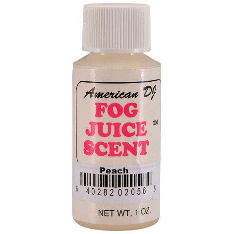 ADJ Peach Fog Scent 1 oz, Fog Scent F-SCENTS/PEACH