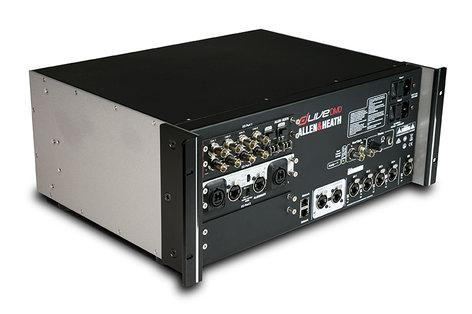 Allen & Heath dLive DM0 dLive MixRack Full XCVI 128 Channel with 64 Bus Processing DLIVE-DM0