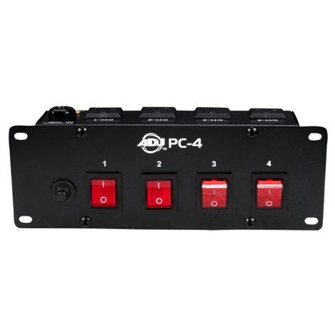 ADJ PC4 A/C Power Center, 4 Channel PC-4